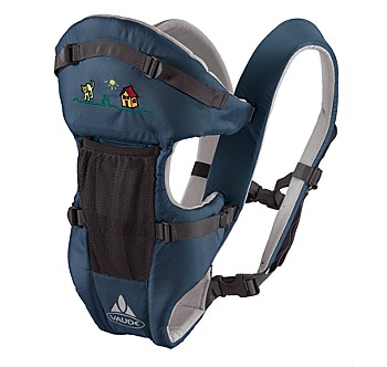 Soft III Steel Blue Baby Carrier
