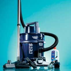 Vax 6131 Bagless Carpet Washer Vacuum Cleaner Wash Amp Vac