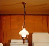 beautiful ceiling lamp kitchen lamp for dolls houses 1:12