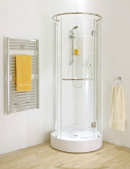 shower enclosures verona circular shower enclosure small right