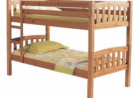 Verona Designs America Pine 3ft Bunk Bed product image