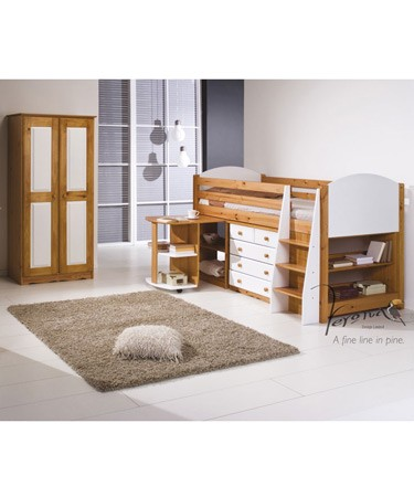 Midsleeper Cabin Bed
