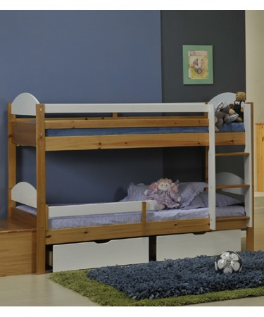 Verona Designs White Maximus Bunkbed product image