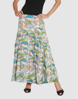 clothing veronica damiani skirts long skirts women on yoox