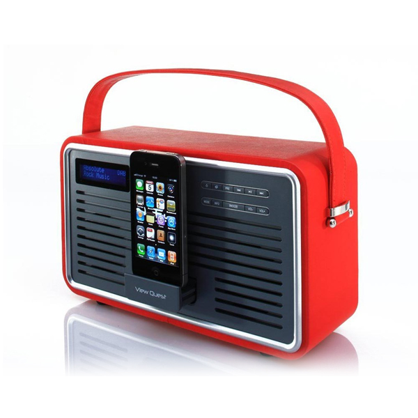 dab radio with ipod dock. Black Bedroom Furniture Sets. Home Design Ideas