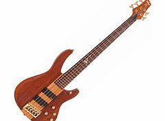 Vintage Bubinga Series V10005 Active Bass Guitar