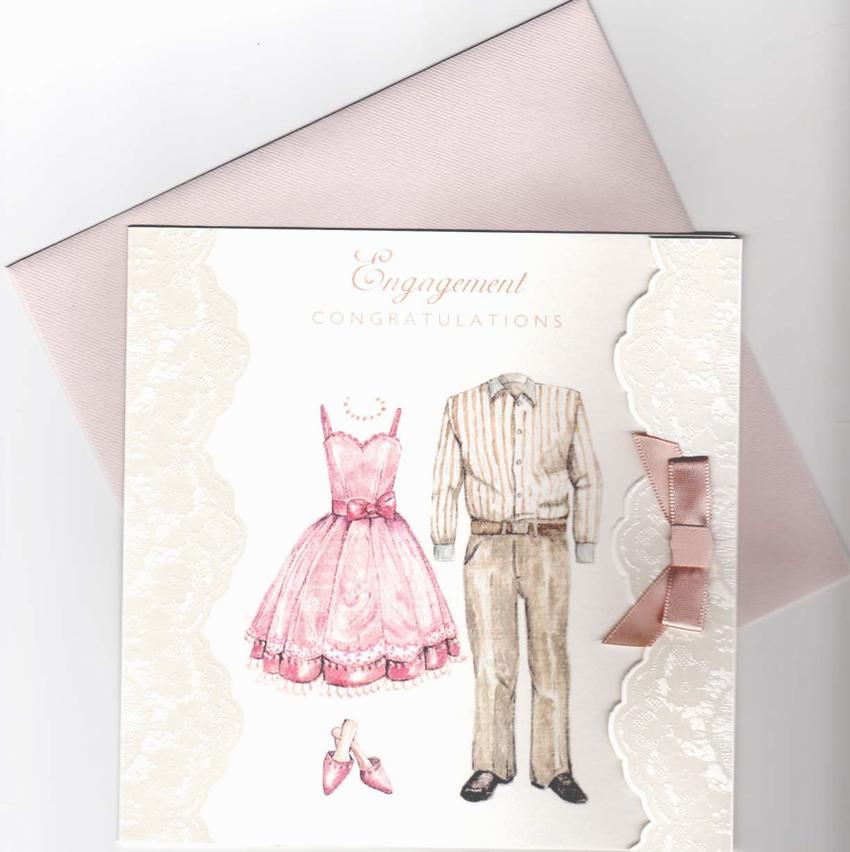£2.95 · Engagement Congratulations Card