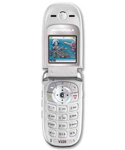 Motorola V220 - CLICK FOR MORE INFORMATION