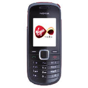 Virgin Mobile Nokia 1661 product image