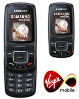 SAMSUNG C300 Virgin Mobile PAY AS YOU GO - CLICK FOR MORE INFORMATION