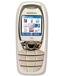 Siemens C62 - CLICK FOR MORE INFORMATION