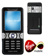 SONY ERICSSON K550i Virgin Mobile PAY AS YOU GO - CLICK FOR MORE INFORMATION