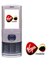 Virgin Fly SLT100 Pink Virgin Mobile PAY AS YOU GO - CLICK FOR MORE INFORMATION