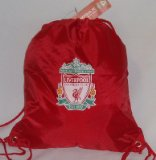 Vision Time Liverpool F.C. Official Crested Gym Bag