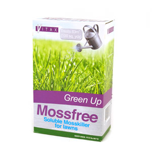Vitax Green Up Mosskiller for Lawns - 1kg