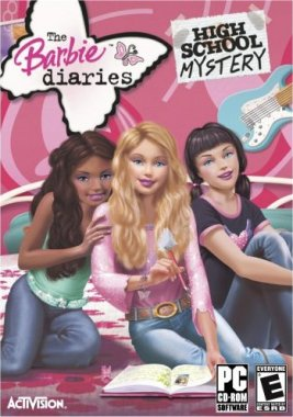 Vivendi Barbie Diaries High School Mystery PC