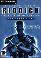 Vivendi Chronicles Of Riddick Escape from Butcher Bay Directors Cut PC