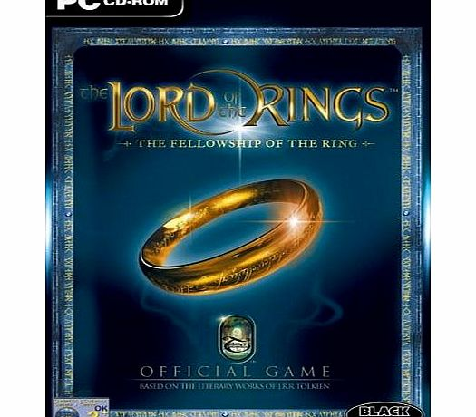 Vivendi The Lord Of The Rings The Fellowship of the Ring PC