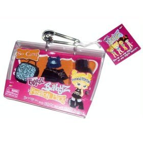vivid Bratz Babyz Doll Fashion Pack - Rock Out product image