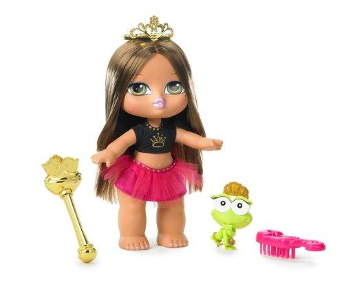 vivid imaginations bratz big babyz princess yasmin doll