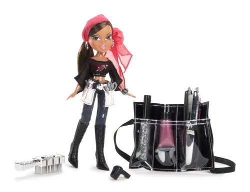 Vivid Imaginations Bratz Fashion Stylistz Hair Stylist Yasmin Doll Review Compare Prices Buy