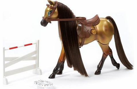 Vivid Imaginations Bratz Kidz Horseback Fun Feature Horse