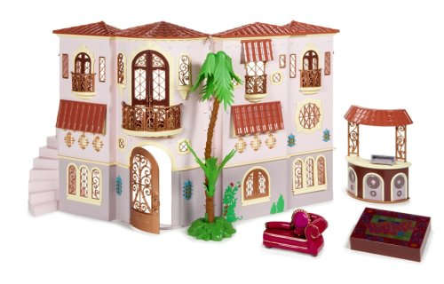 Bratz Mansion http://www.comparestoreprices.co.uk/dolls/vivid-imaginations-bratz-the-movie-mansion.asp
