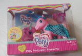 My Little Pony - Pony Party With Pinkie Pie Includes Book And CD