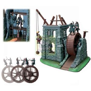 Pirates of the Caribbean Isla Cruses Play Set and Figure
