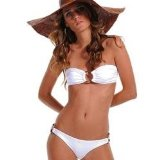 ViX Sheena Bandeau with Ring Bikini Top product image