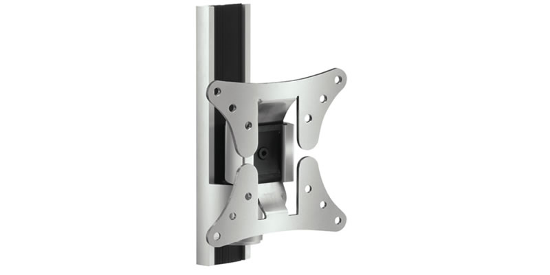 Vogels VFW226/SI Tilt & Rotate Wall Mount for product image