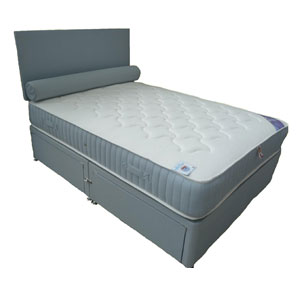 Double divan bed with4 drawers for Double divan bed with four drawers