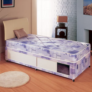 Vogue Milan- 5FT Kingsize Divan Bed