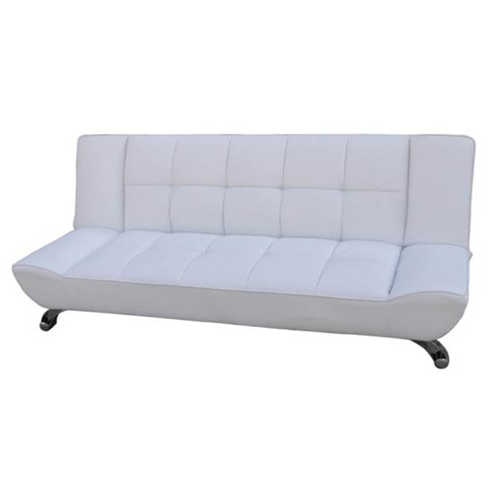 contemporary leather sofa beds