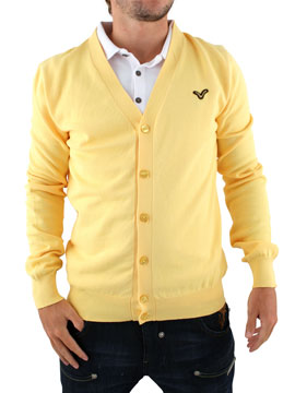 Mens Jeans Yellow