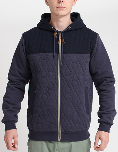 Volcom Colony Quilted Zip hoody product image