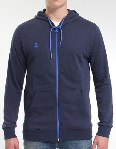 Icon Slim Zip hoody