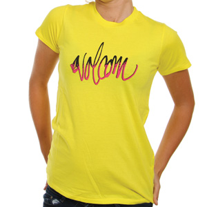 Volcom Ladies Location Tee shirt