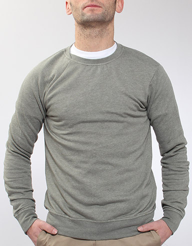 Timemachine Ultra Slim Crew neck