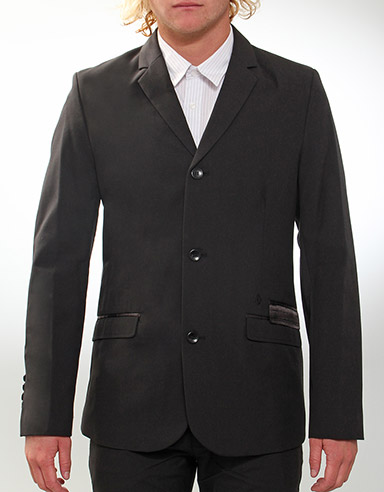 Volcom To The 9s Tuxedo - Black