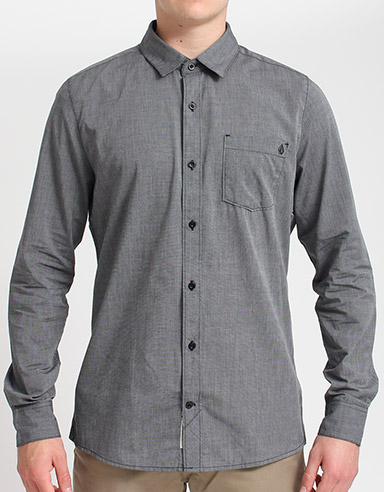 Volcom Weirdoh Solid LS Shirt product image