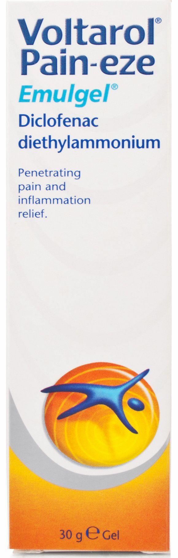 Voltarol Pain Eze Tablets