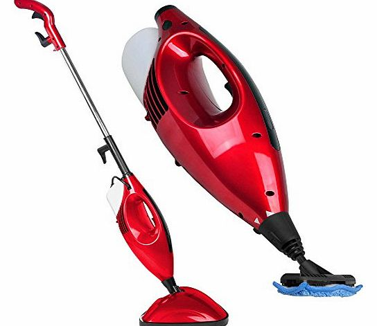 Vax S5 Kitchen And Bathroom Master Compact Steam Cleaner: Steam Clean