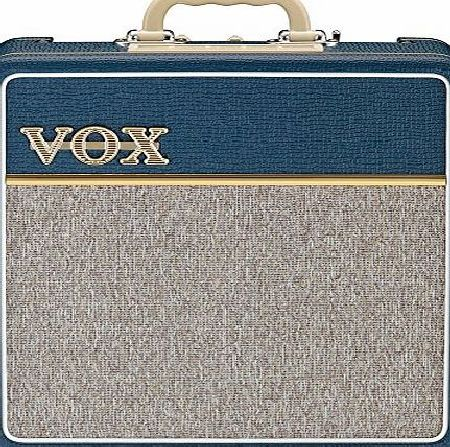 Vox AC4C1-BL Custom Series Guitar Combo Amp Blue