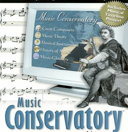 Music Conservatory: History, Theory, Instruments, Composers - CLICK FOR MORE INFORMATION
