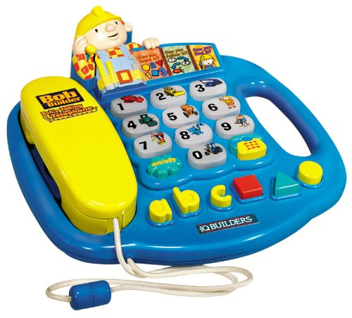 Vtech Bob the Builder - Bobs Talking Telephone product image