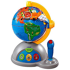 Used V-tech Spin & Learn Adventure Globe for sale in ...