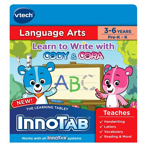 Vtech write and learn touch tablet uk