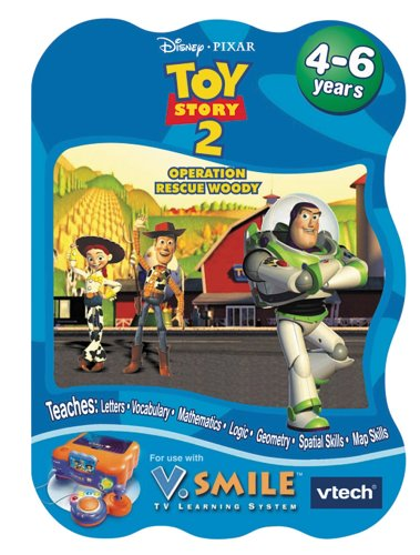 Toy Story Games Woody To The Rescue : Vtech toy story