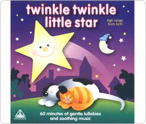 twinkle little star nursery rhymes pictures